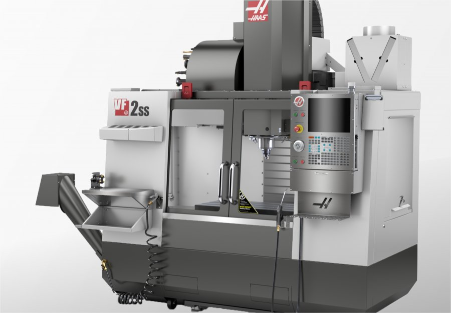 HAAS VF2 SS – Machining Center